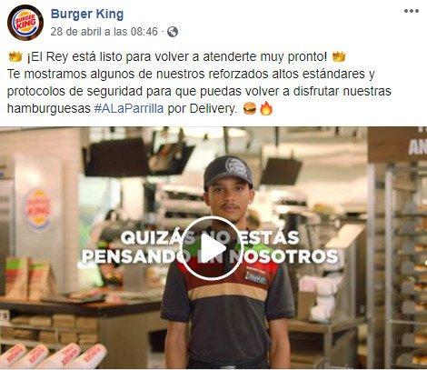 Noticias de Burger King Pandemic-1